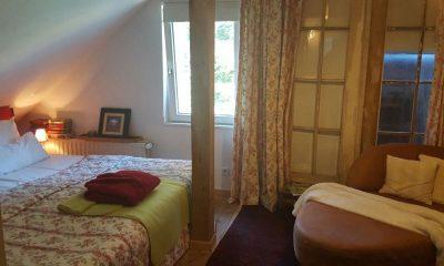 Double room Bassetti - Rosindell-Cottage